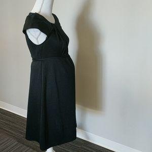Liz Lange Target Maternity Black Dress Size Small
